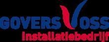 Logo GoverVos installatiebedrijf PNG