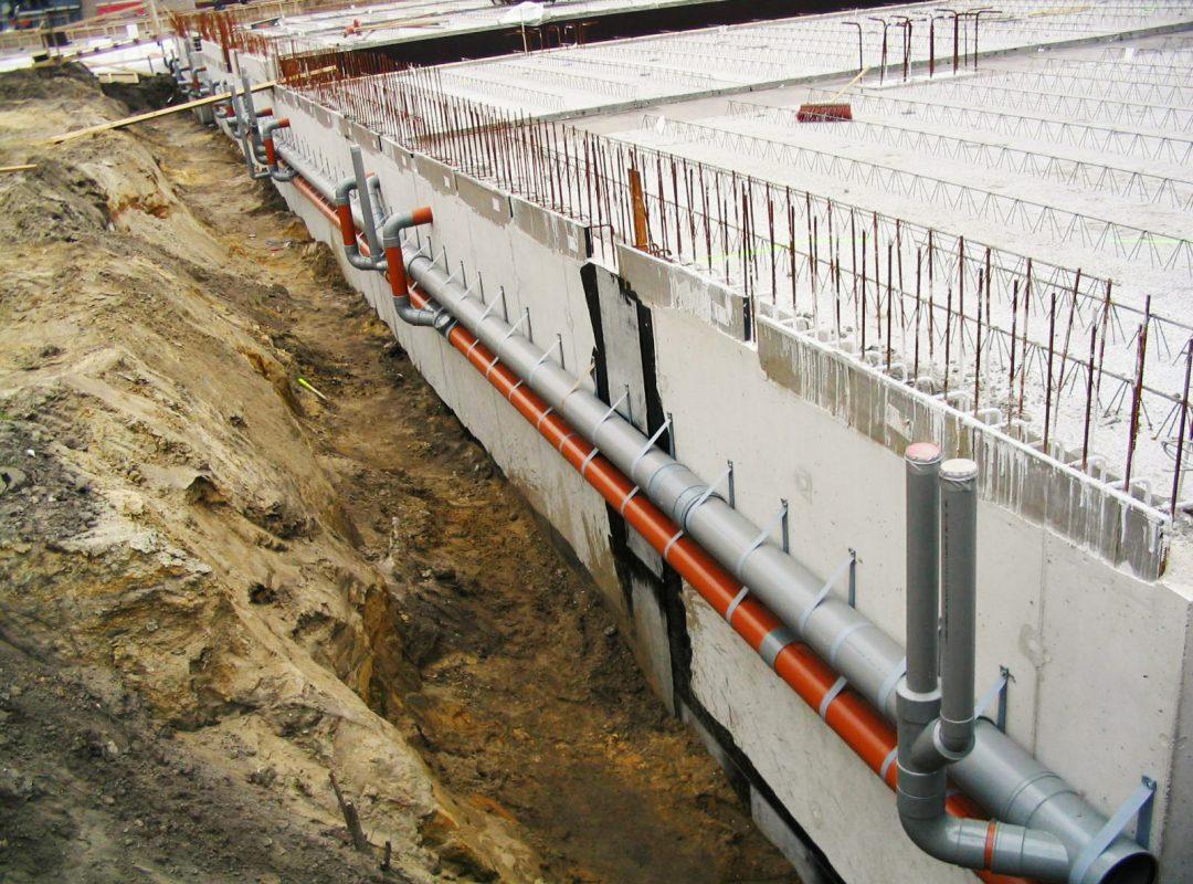 Installatiewerkzaamheden nieuwbouwproject